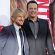 Owen Wilson, Vince Vaughn — Stock Photo