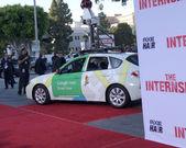 Google car — Stock Photo