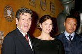Alan Rosenberg, Terrance Howard, & Jeanne Tripplehorn — Foto Stock