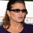 Carrie Fisher — Stockfoto