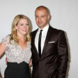 Melissa Joan Hart & Joey Lawrence — Stock Photo