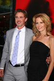 Sam Trammell, Missy Yager — Stock Photo