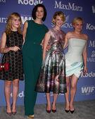 Kiernan Shipka, Jessica Pare, January Jones, Elisabeth Moss — Stock Photo