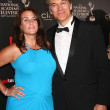 Dr. Mehmet Oz, wife — Stock Photo
