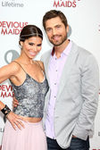 Roselyn Sanchez, Eric Winter — Foto Stock