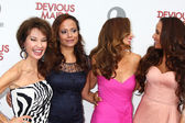 Judy Reyes, Ana Ortiz, Dania Ramire and others — Stock Photo
