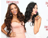 Dania Ramirez, Edy Ganem — Stock Photo