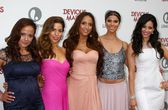 Judy Reyes, Ana Ortiz, Dania Ramirez, Roselyn Sanchez, Edy Ganem — Stock Photo