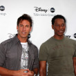 Dan Cortese & Orlando Jones — Stock Photo