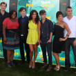 Glee Cast — Stock Photo #26966125