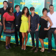 Glee Cast — Stock Photo