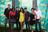 Glee cast — Foto de Stock