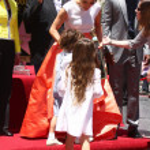 Emme Anthony, Jennifer Lopez, Max Anthony — Stock Photo #27064183