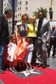 Emme Anthony, Jennifer Lopez, Max Anthony — Stock Photo