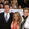 Robert Bogue, Hayden Panettiere , and Gina Tognoni — Stock Photo