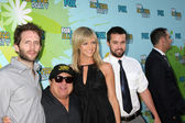 Always Sunny In Philadelphia Cast — Stock Photo