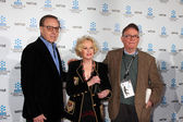 Peter Bogdanovich, Tippi Hedren, Buck Henry — Stock Photo