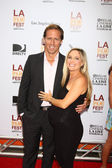 Nat Faxon, Meghan Gadd — Stock Photo