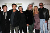 Norman Reedus, Sean Patrick Flannery, Clifton Collins Jr, Billy Connolly, Julie Benz, Peter Fonda — Stock Photo