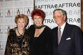 Jeanne Cooper, Marcia Wallace, & Paul Rauch — Stock Photo