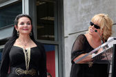Crystal Gayle, Tanya Tucker — Stock Photo