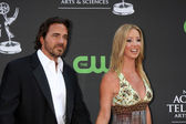 Thorsten Kaye, Susan Haskell — Stock Photo