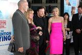 Ashley Jensen, Ricky Gervais , Spouses — Stock Photo