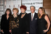 Kate Linder, Jeanne Cooper, Marcia Wallace, Paul Rauch, Maria Arena Bell — Stock Photo