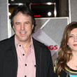 Kevin Nealon & Wife — Stock Photo