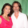 Ming-Na, Robert Carlyle — Stock Photo