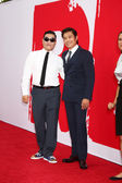 Psy, Byung-hun Lee — Stock Photo