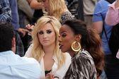 Demi Lovato, Kelly Rowland — Stock Photo