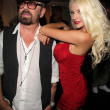 Dave Stewart, Courtney Stodden — Stock Photo