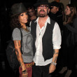 Linda Perry, Dave Stewart — Stock Photo
