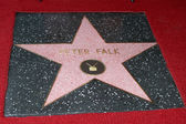Peter Falk Star — Stock Photo