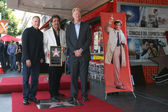 Paul reiser, joe mantegna, ed begley, jr, amigos — Foto de Stock