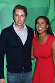 Dax Shepard, Joy Bryant — Stock Photo