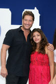 Sean Kanan, daughter — Stock Photo