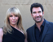 Toni Collette, Dylan McDermott — Stock Photo