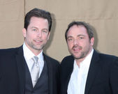 Michael Muhney, Mark Sheppard — Stock Photo