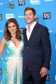 Sophia Bush, Dan Fredinburg — Stock Photo