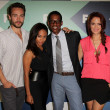 Tom Mison, Nicole Beharie, Orlando Jones, Katia Winter — Stock Photo