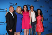 Ex Producer, Rebel Wilson, Lauren Ash, Kevin Bishop, Liza Lapira — Zdjęcie stockowe