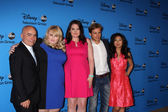 Ex Producer, Rebel Wilson, Lauren Ash, Kevin Bishop, Liza Lapira — Foto de Stock