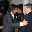 Stock Photo: Diego Luna, Matt Damon