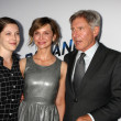 GeorgiFord, CalistFlockhart, Harrison Ford — Stock Photo #29593029