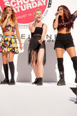 Jade Thirwall, Leigh-Anne Pinnock, Perrie Edwards, Jesy Nelson — Stock Photo