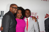 Forest Whitaker, Oprah Winfrey, David Oyelowo — Stock Photo