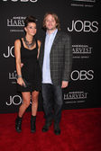 Crystal Cooper, Lenny Jacobson — Foto Stock