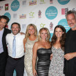 The Last Session Cast, Melissa Claire Egan, John de Lancie — Stock Photo